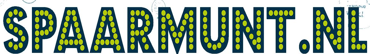 spaarmunt logo zonder
